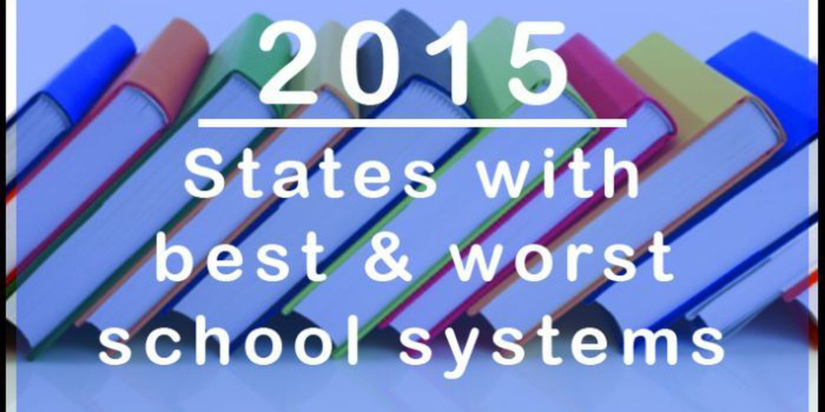 SLIDESHOW: Mississippi ranked low in best, worst U.S. school systems