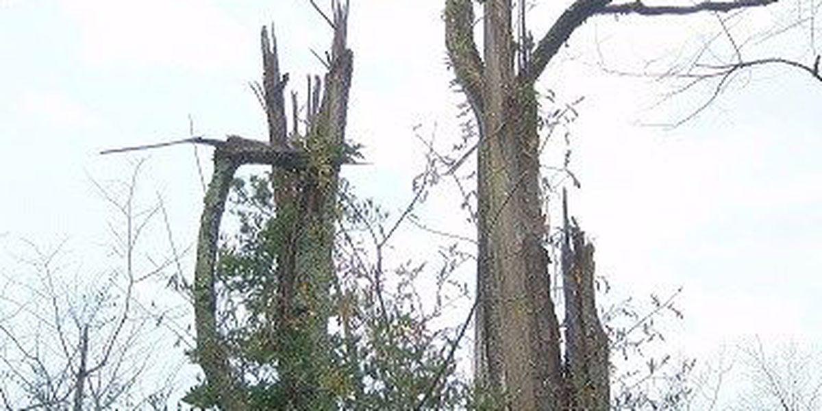 Jones Co. first responders mark anniversary of deadly tornado in December 2014