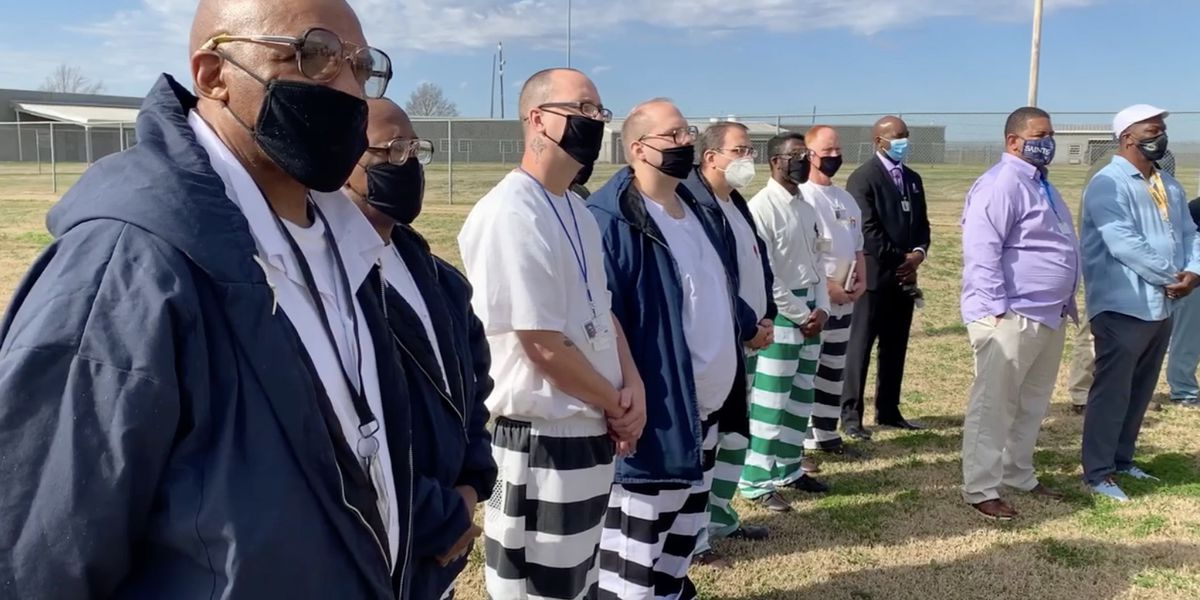 Inmates tasked to build church inside Parchman prison