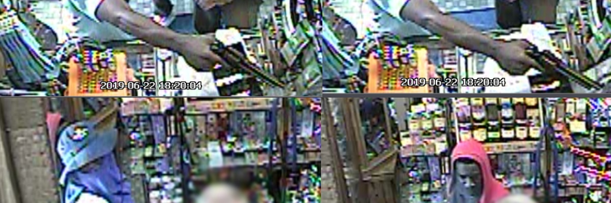 Hattiesburg police searching for armed robbery suspects
