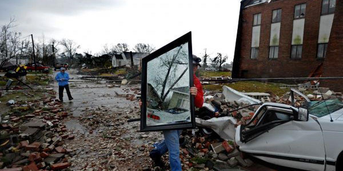 Hattiesburg residents remember 3rd anniversary of Feb. 10 tornado