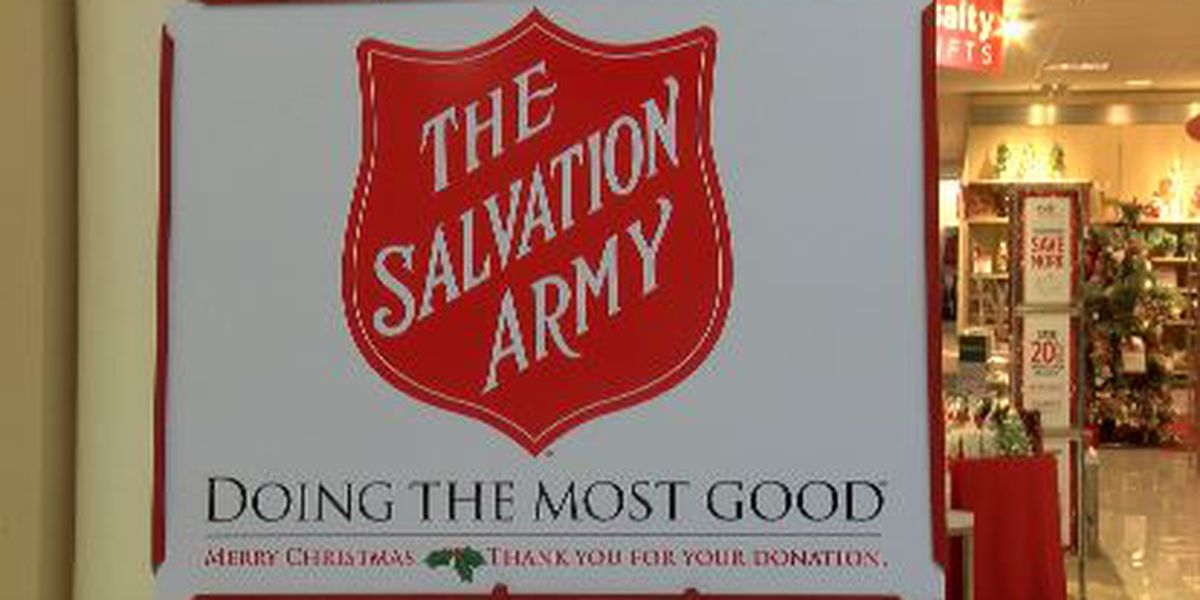 Salvation Army kicks off 2019 Red Kettle Campaign Friday Featured