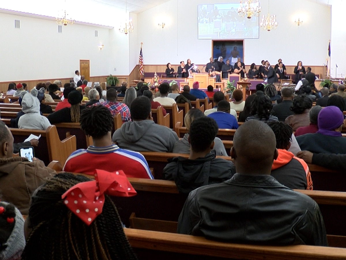 Marion County NAACP chapter celebrates Martin Luther King Jr.