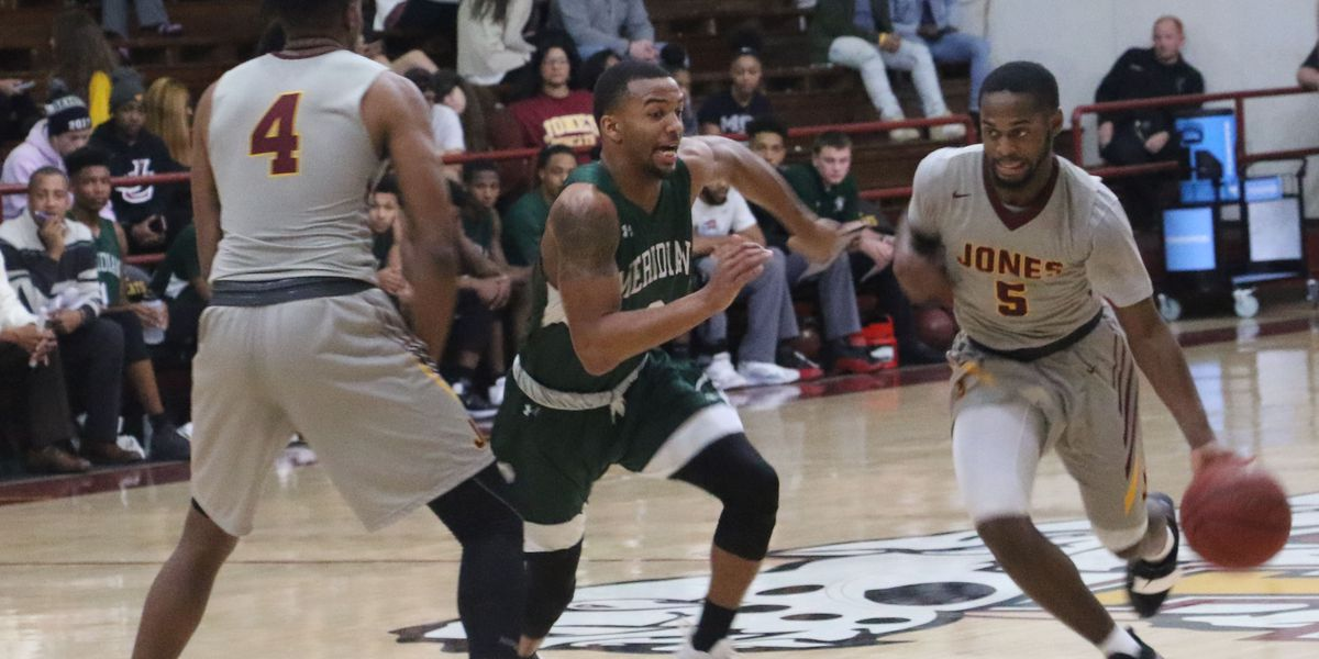 Jones College Bobcats win 5th straight