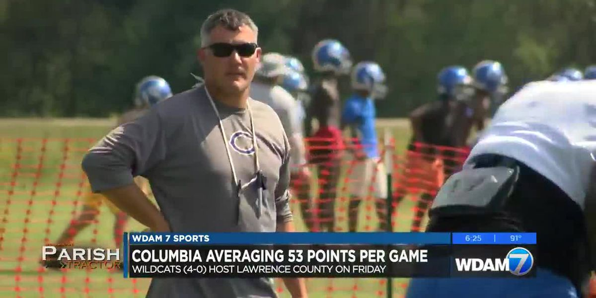 Columbia off to 4-0 start, but not satisfied