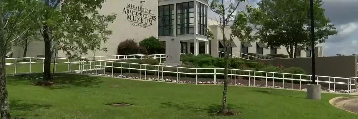 Camp Shelby museum begins phased reopening