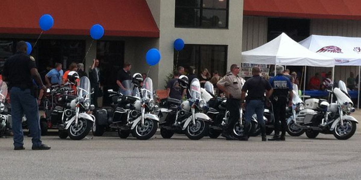 'End of Watch Ride' honors fallen officers Deen and Tate