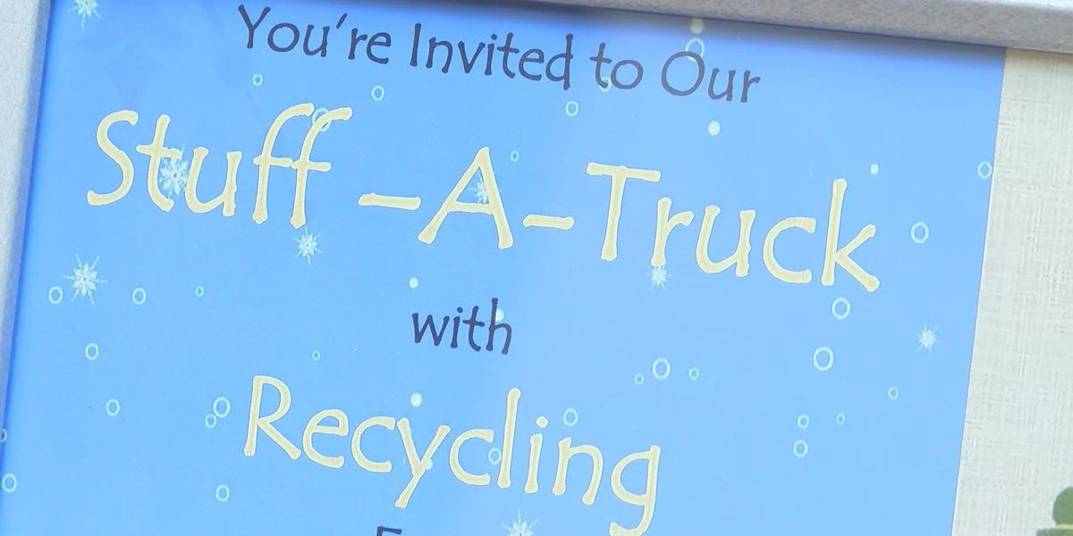 Hattiesburg encourages recycling Christmas materials with city-wide drop off