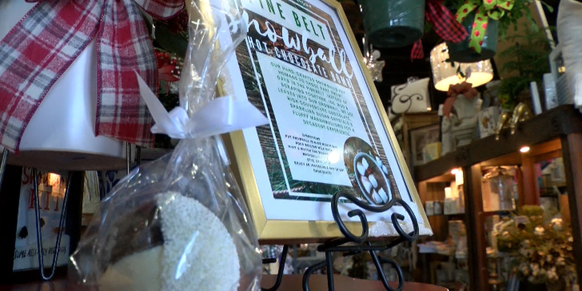 Pine Belt businesses team up for delicious stocking stuffer