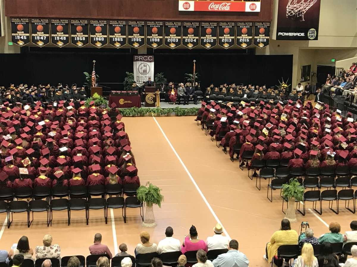 More than 600 students take part in PRCC graduation ceremonies