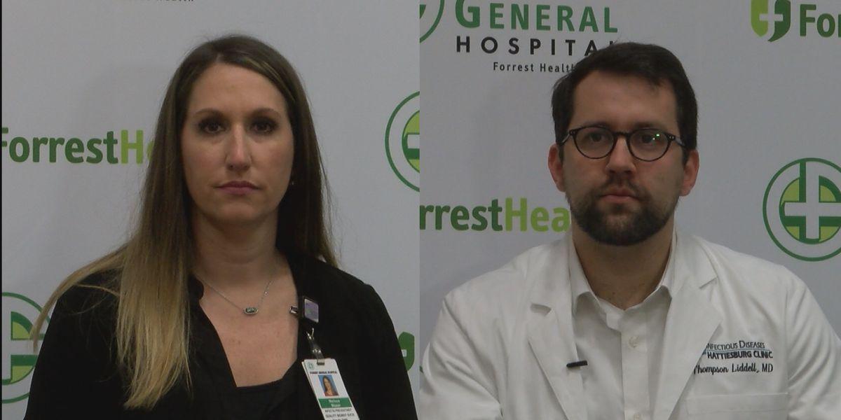 Pine Belt doctors discuss coronavirus threat to Mississippi