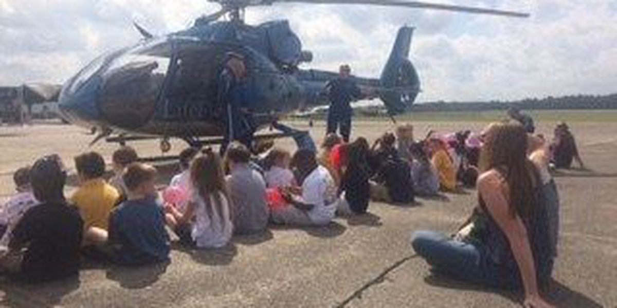 Oak Grove students participate in Public Safety Day