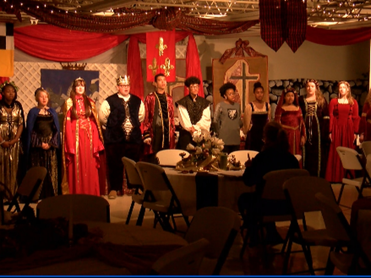 Columbia High presents Madrigal Renaissance Feast