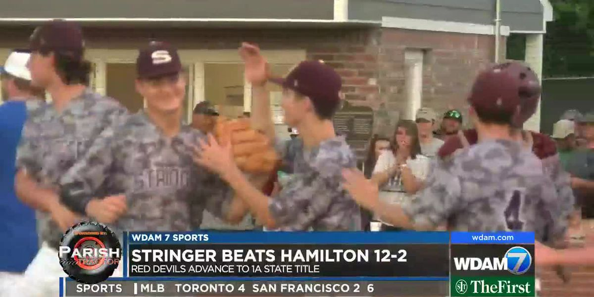 Stringer advances to first state title in 23 years