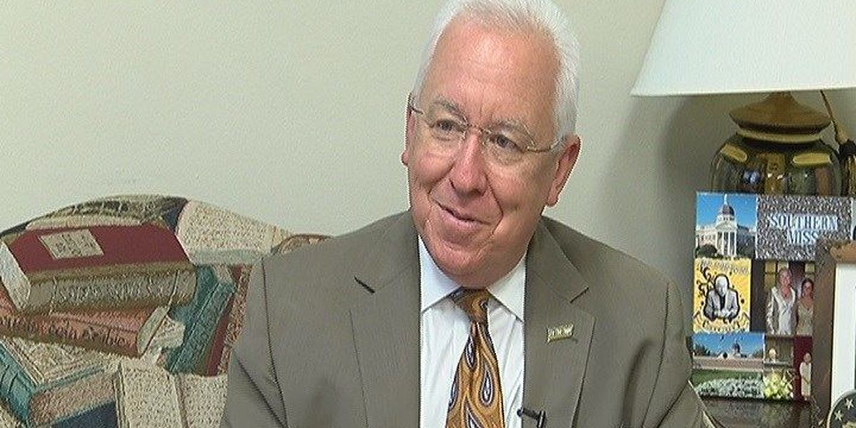 """Joe Paul on years at USM: """"This is where I was called to be."""""""
