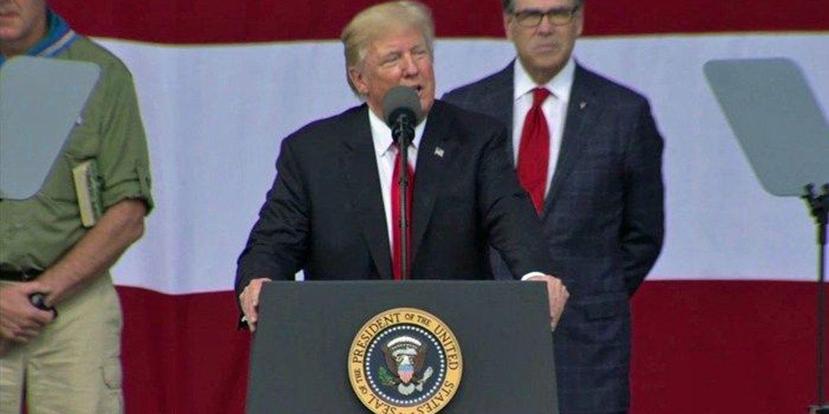 Boy Scouts of America apologizes for Trump's jamboree speech