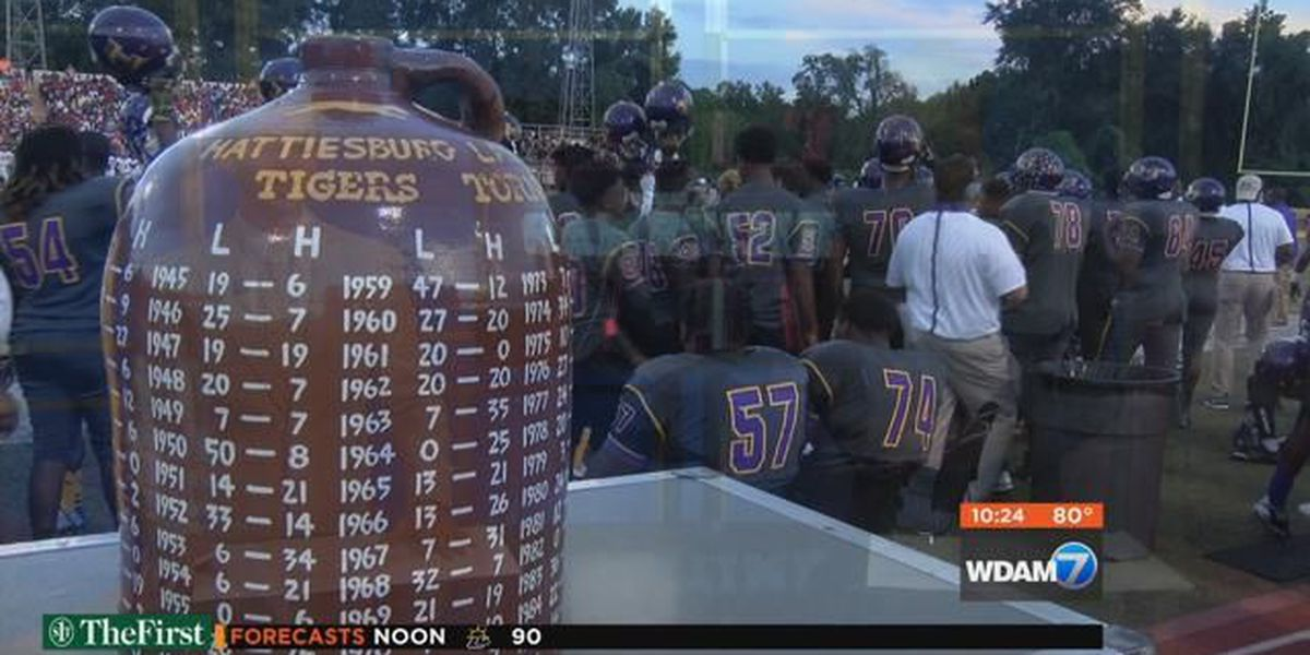 Hattiesburg keeps Lil Brown Jug for third year