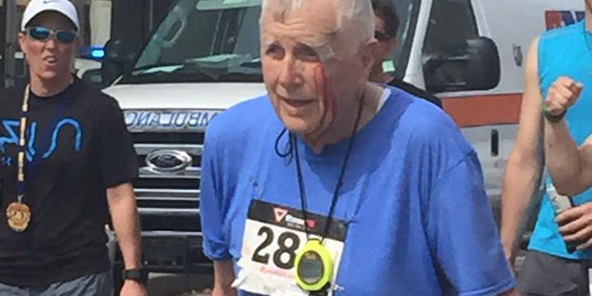 Going the distance at 73