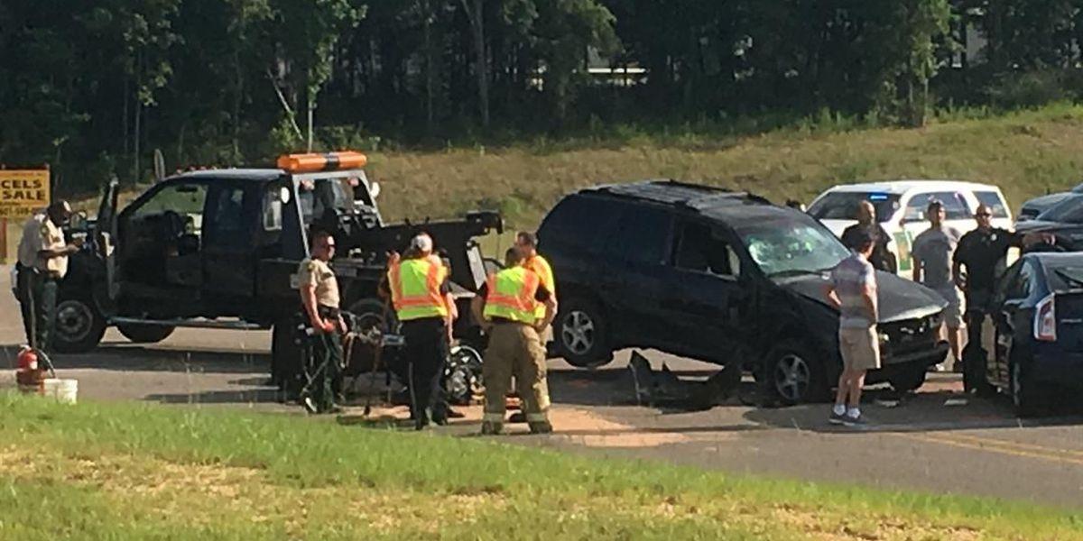 Motorcyclist killed in Petal wreck