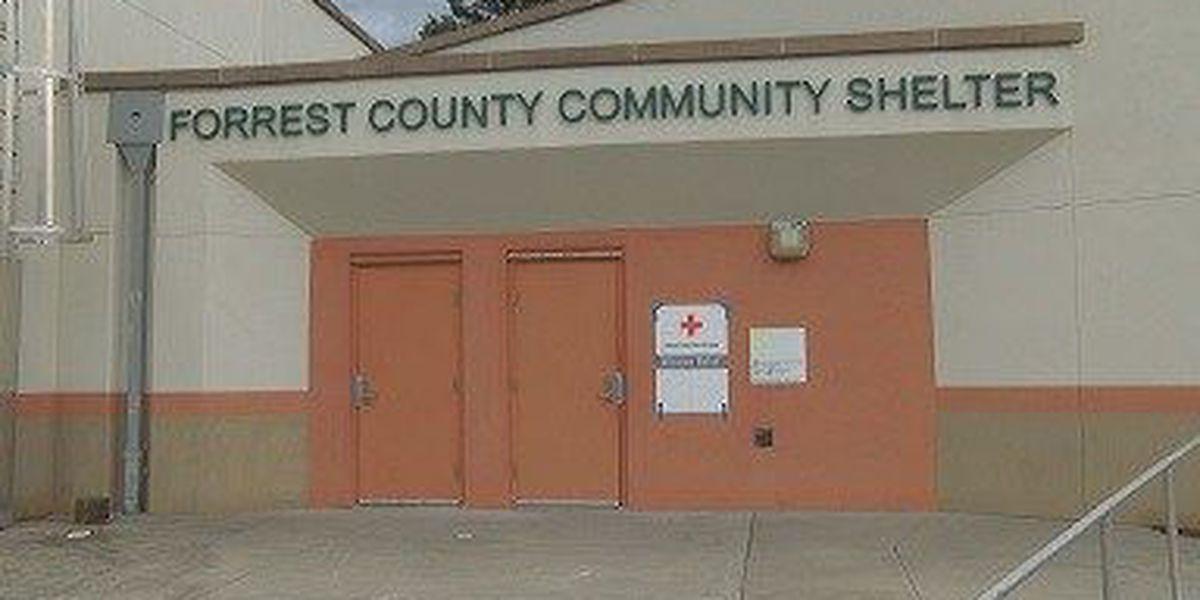 Forrest County extending FEMA shelter hours