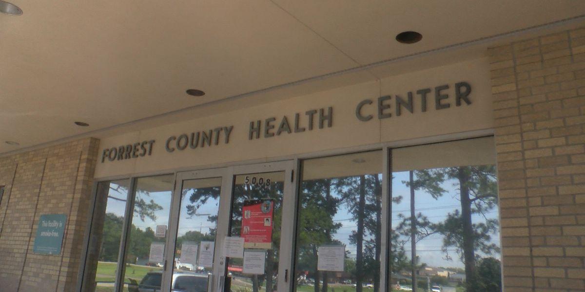 Forrest County Health Dept. hosting walk-in immunization clinic Friday