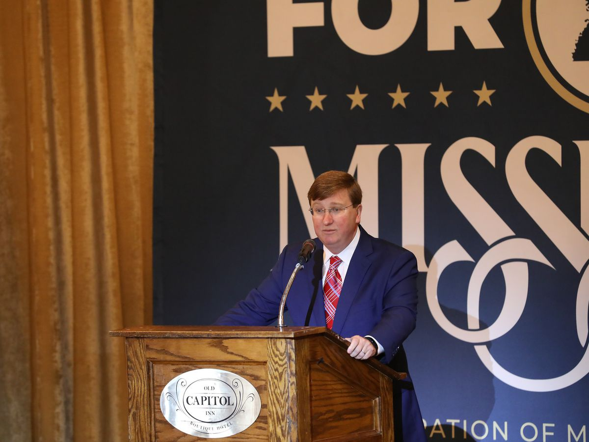 Inauguration 2020: Tate Reeves to be sworn in as Mississippi's 65th Governor Tuesday morning