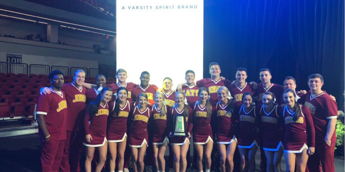 JC cheerleading squad shines in Orlando