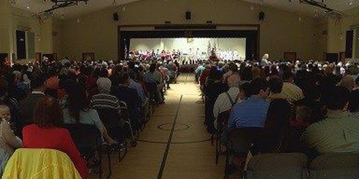 St. Fabian Church hosts annual Christmas Vigil Mass