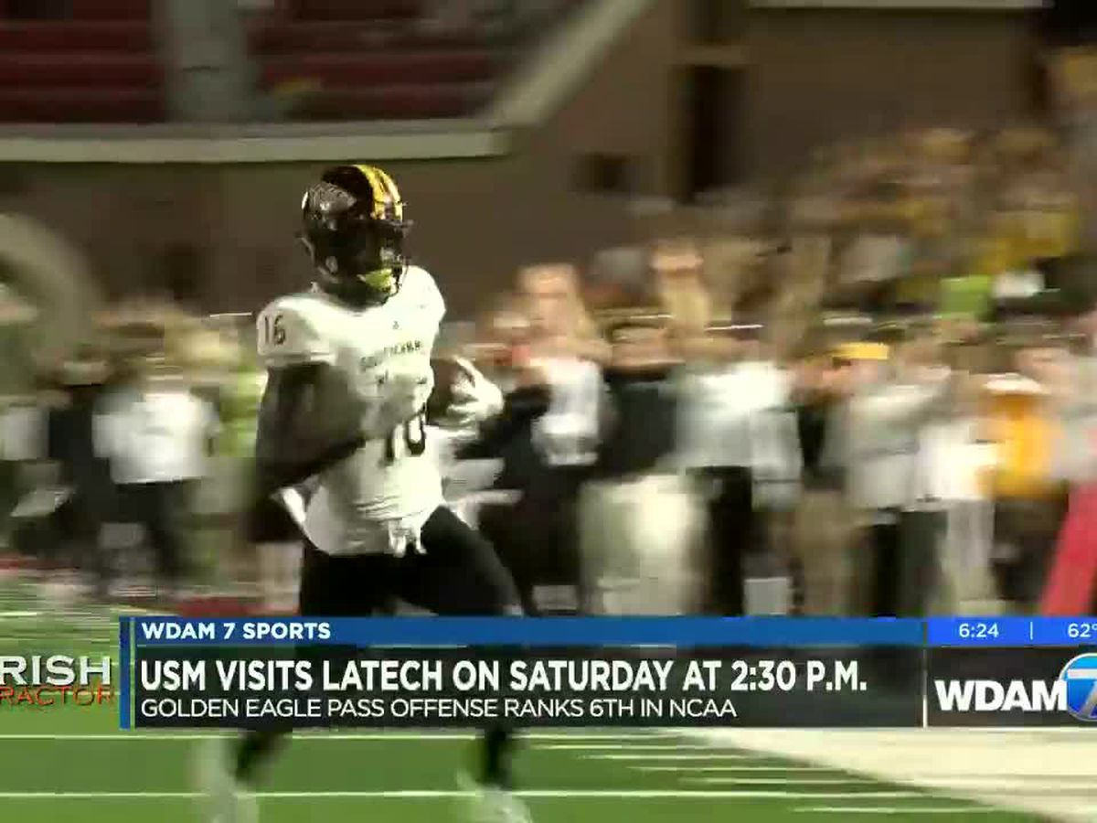 USM passing offense ranked 6th in NCAA