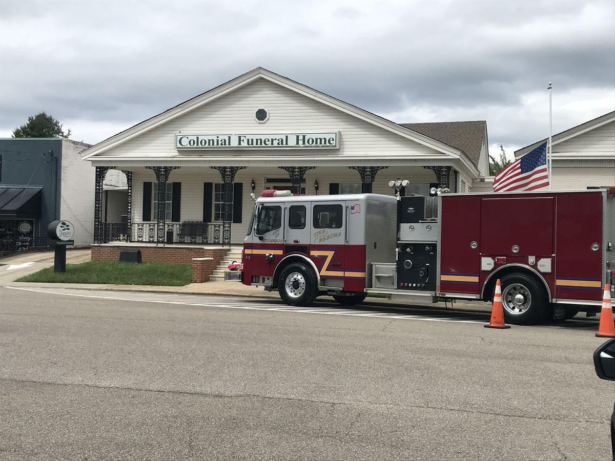Funeral services held for CFD captain who died last weekend