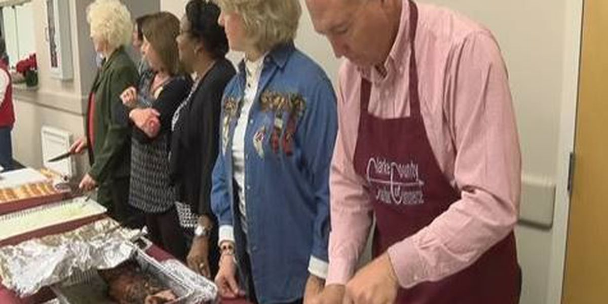 Citizen of the Year honored at Ellisville Christmas Luncheon