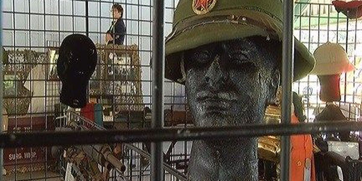 Traveling Vietnam War museum part of annual Columbia Veterans Day event