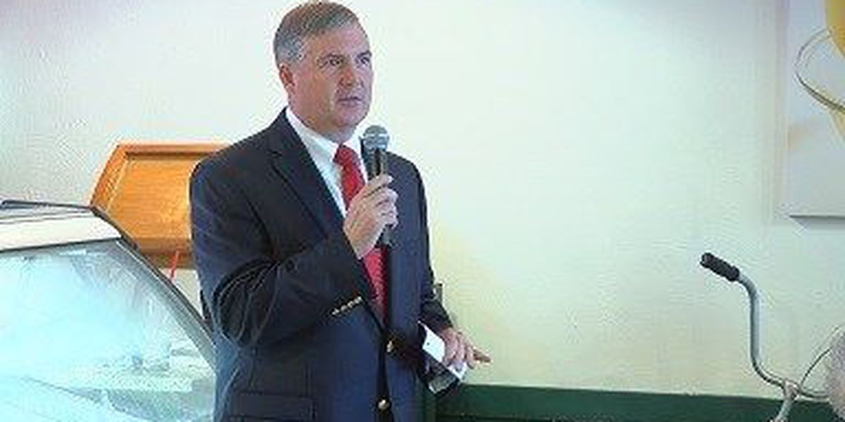 4th Dist. candidate Gladney campaigns in Hattiesburg