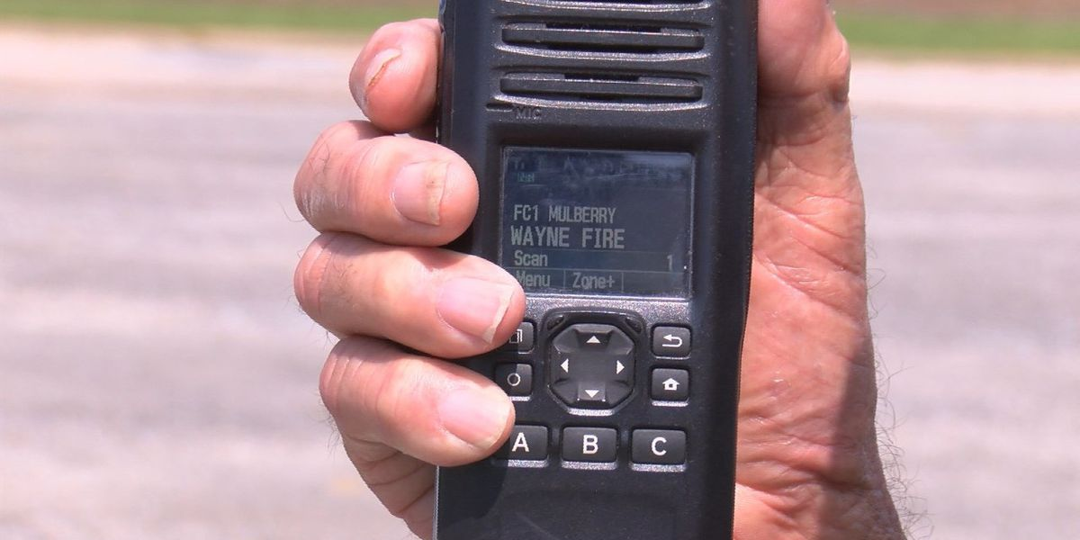 Wayne County firefighters to get new hand-held radios