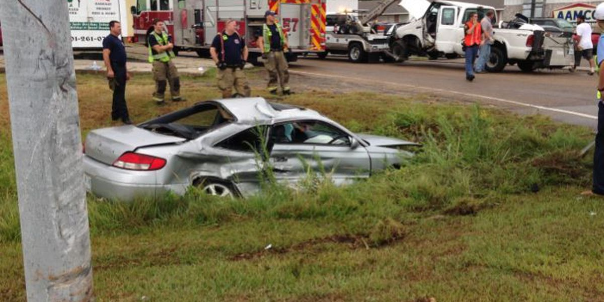 All lanes cleared on Hwy 49 and West Pine after morning wreck