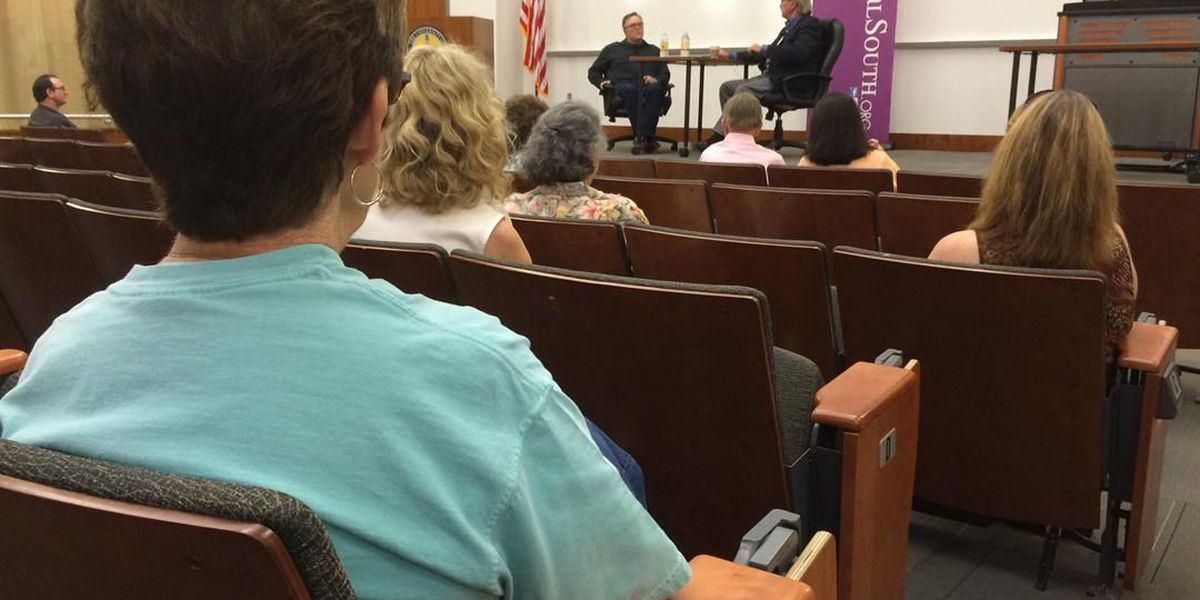 Veteran screenwriter participates in FestivalSpeaks session