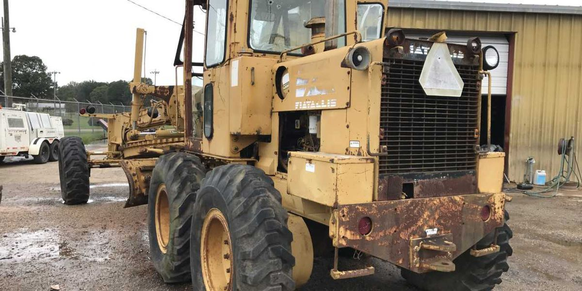 Collins auctioning off surplus vehicles