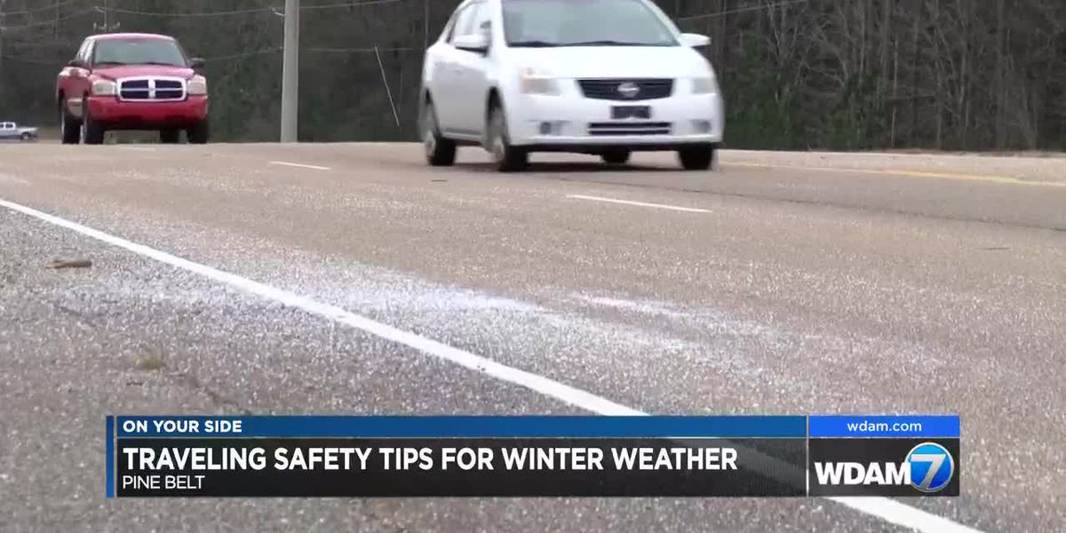 MDOT offers tips for winter weather travelers