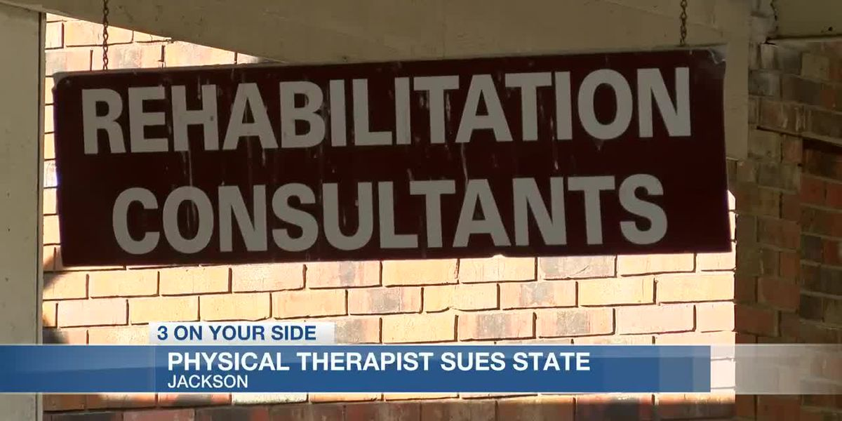 Physical therapist sues Mississippi, claims he is unable to properly treat patients