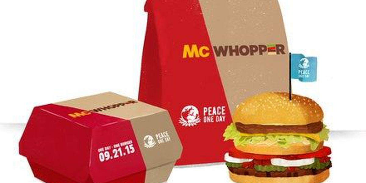 VIDEO: Will Burger King and McDonald's make McWhopper?
