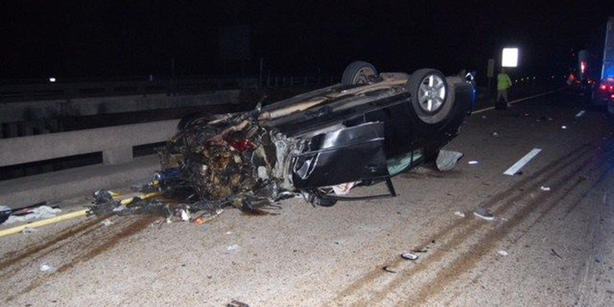 Jones Co. volunteer firefighter among those injured in multi-vehicle I-59 accident
