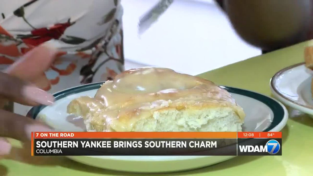 7 On the Road: A Southern Yankee serves baked goods and southern charm