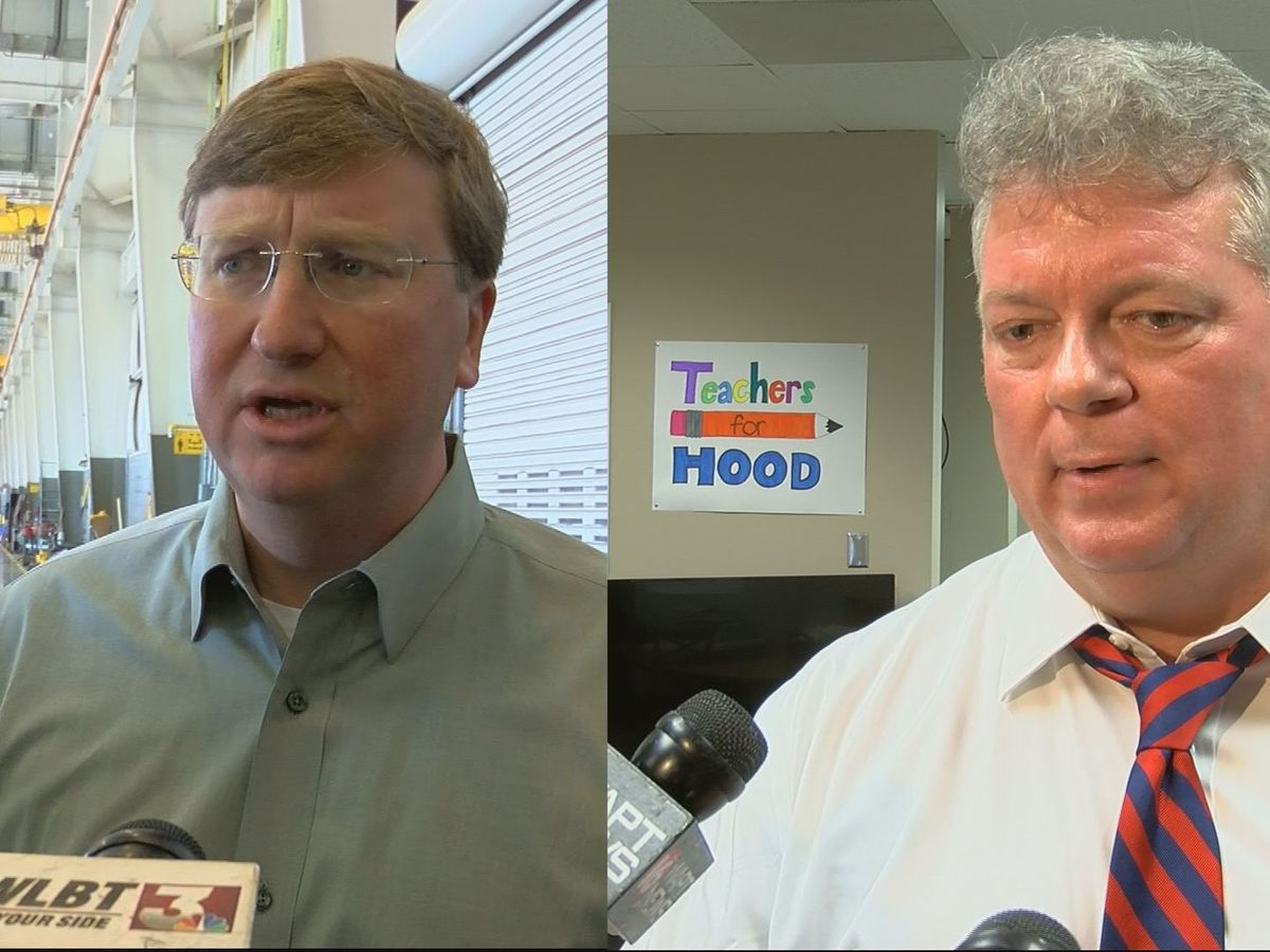 Debating from a Distance: Gubernatorial candidates trade jabs on the campaign trail