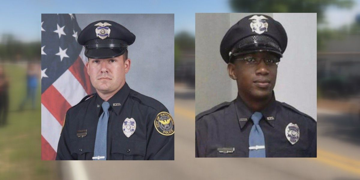Community events planned to honor Hattiesburg officers Deen & Tate