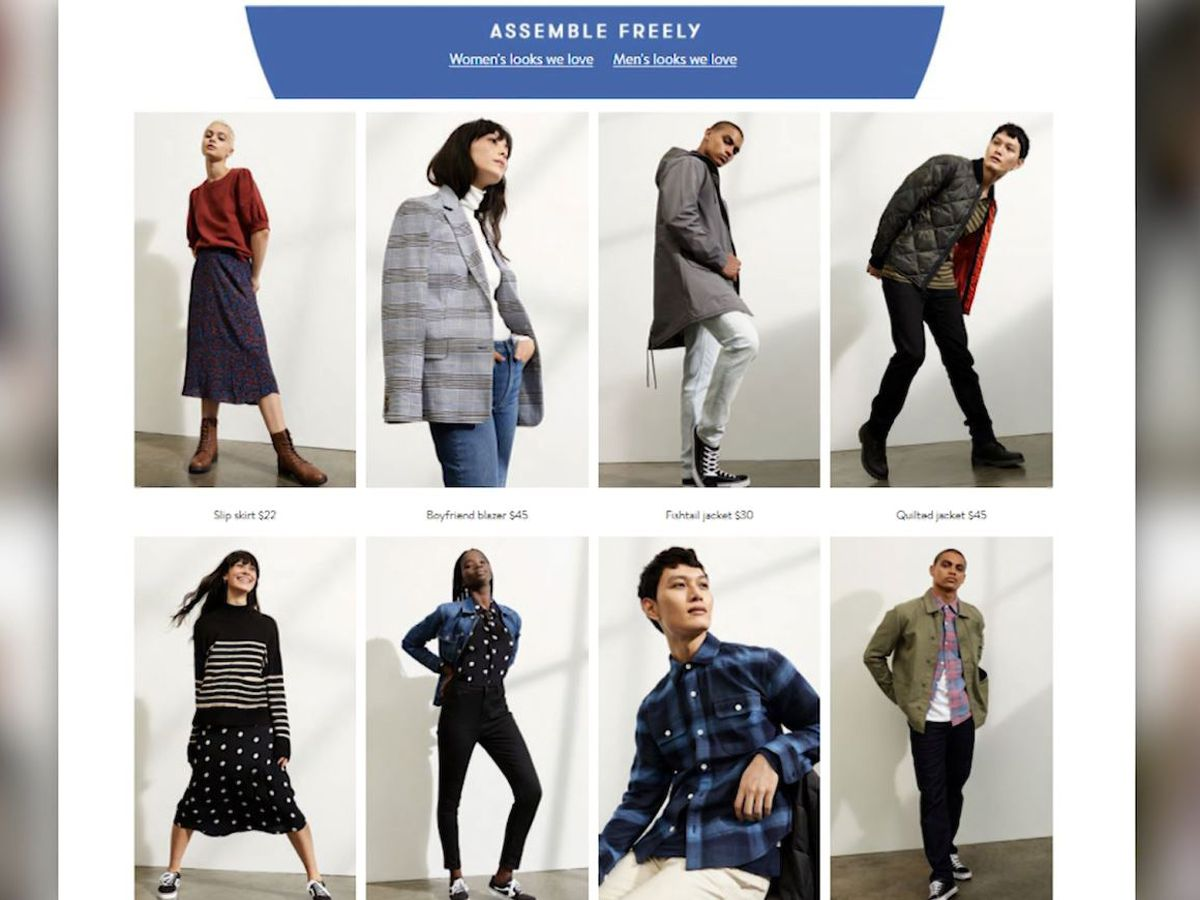 Walmart launching new in-house clothing brand