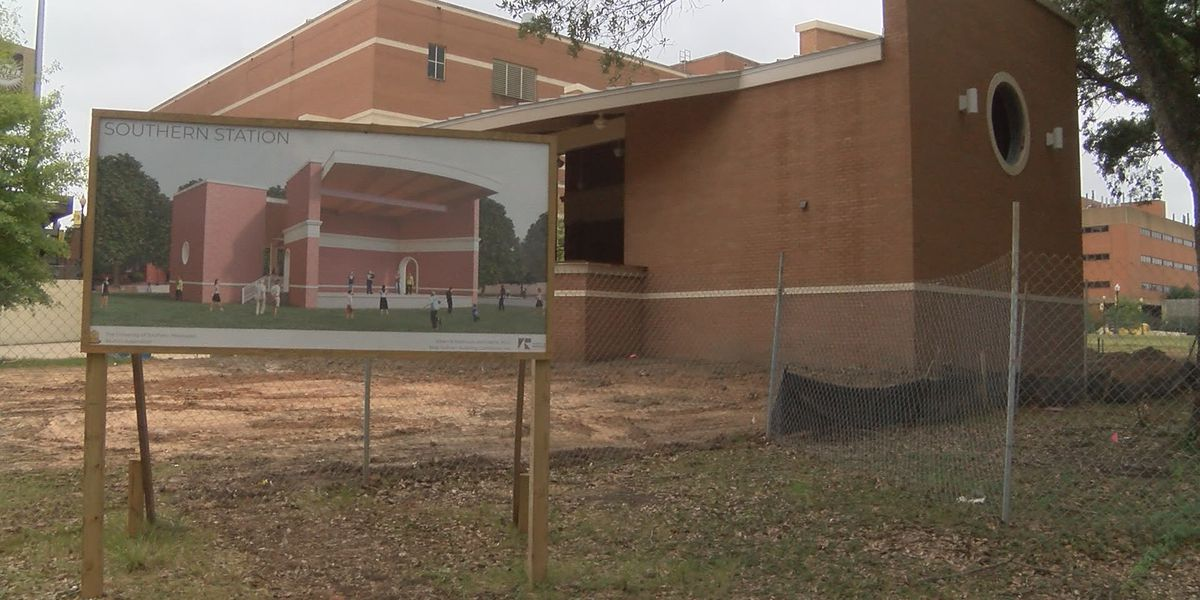 Two USM construction projects nearing completion