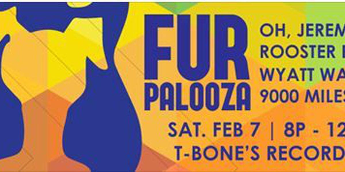 SPAS King and Queen of Mardi Gras float named, Furpalozza Saturday