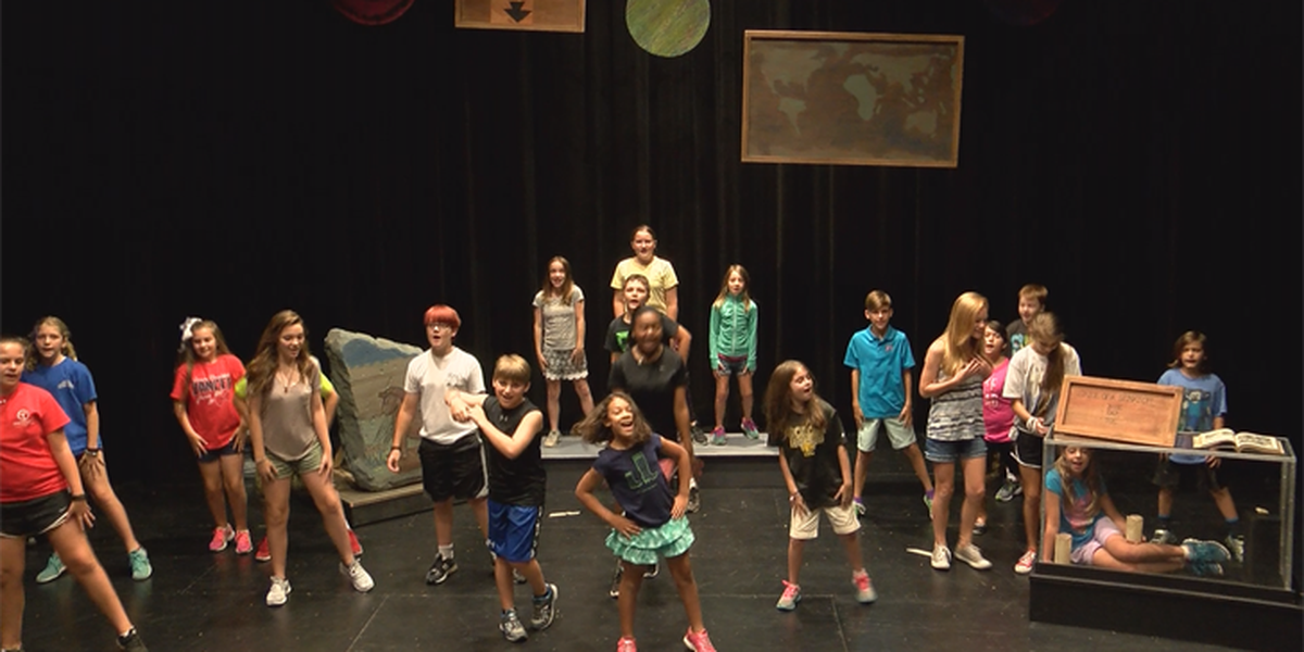 USM summer theatre camp to perform 'Space Pirates'