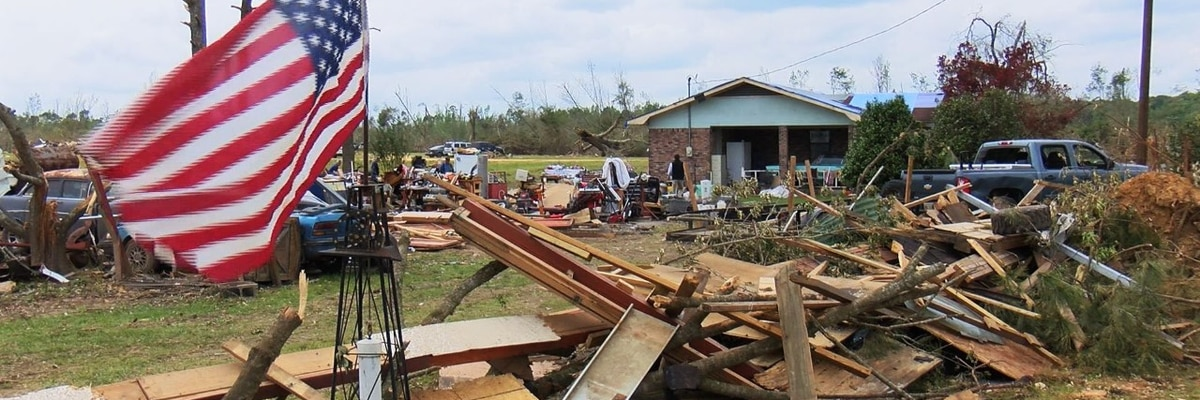 Some Easter tornado victims still waiting for assistance