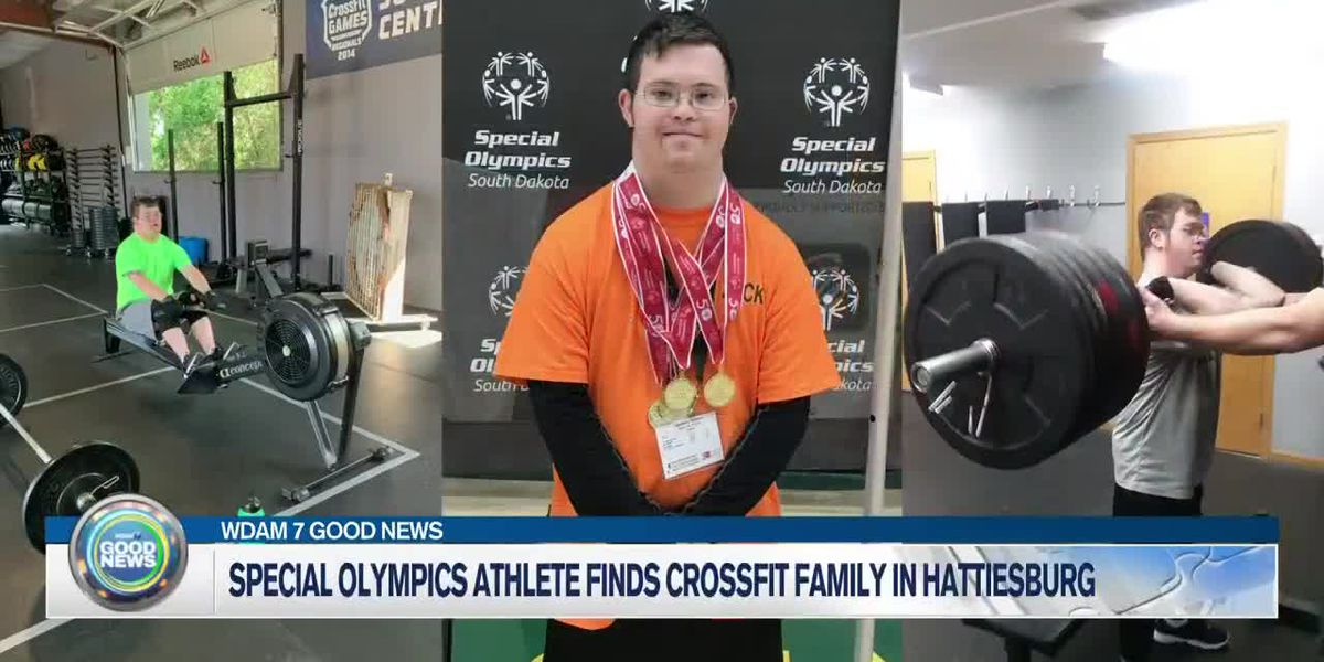 Special Olympics athlete finds CrossFit family in Hattiesburg